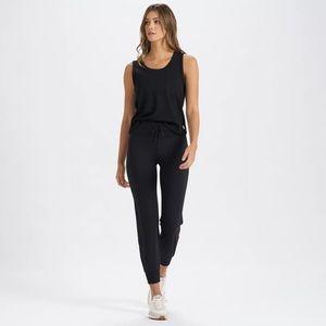 🆕 VUORI Daily Jogger in Black Size Small •Yoga•Train•Run•Travel•Life